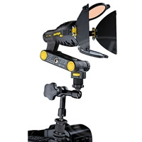 Dedolight DLGA200 (DL-GA200)  Articulating mounting arm, 200mm with shoe mount (Fillini & Ledzilla)